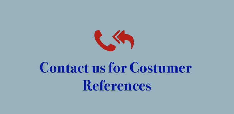 Costumer References